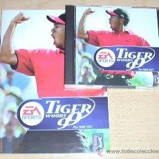 Videojuegos y Consolas: JUEGO DE PC. TIGER WOOD 99.. Lote 31003784