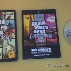 Videojuegos y Consolas: JUEGO DE PC, ORDENADOR GRAND THEFT AUTO SAN ANDREAS. Lote 31037296