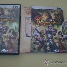 Videojuegos y Consolas: JUEGO DE PC, ORDENADOR DRAKENSANG. Lote 31037609