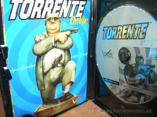 JUEGO PC TORRENTE ONLINE (Juguetes - Videojuegos y Consolas - PC)