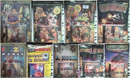Reliquias Coleccionistas Super Lote Juegos Orde Comprar