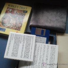 Videojuegos y Consolas: JUEGO IBM CAJA CARTON DISKETTE RORKES DRIF . Lote 31589211