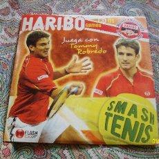 Videojuegos y Consolas: JUEGA CON TOMMY ROBREDO SMASH TENIS HARIBO GAMES. Lote 42325824