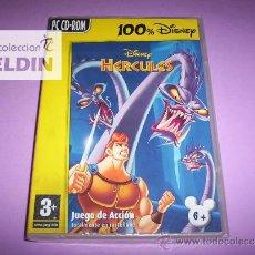 Videojuegos y Consolas: HERCULES DE DISNEY JUEGO DE ACCIÓN (PC). Lote 33119822