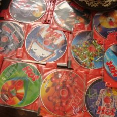 Videojuegos y Consolas: 11 HOT SHAREVARE PC CD-ROM CON SU ARCHIVADOR. Lote 32392742