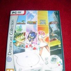 Videojuegos y Consolas: DREAMCAST COLLECTION PARA PC PRECINTADO VERSION ESPAÑOLA. Lote 32428851