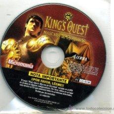 Videojuegos y Consolas - KING´S QUEST - VIDEOJUEGO PC CD ROM MICROMANIA - 32648115