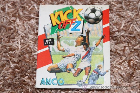KICK OFF 2 - IBM PC 3 1/2 (Juguetes - Videojuegos y Consolas - PC)
