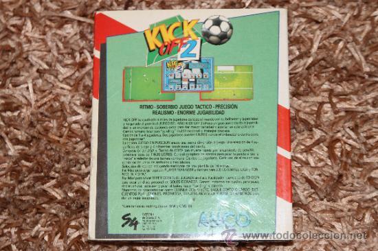 Videojuegos y Consolas: KICK OFF 2 - IBM PC 3 1/2 - Foto 2 - 32712395