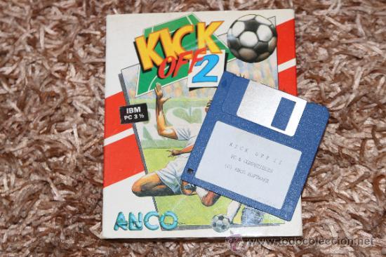 Videojuegos y Consolas: KICK OFF 2 - IBM PC 3 1/2 - Foto 3 - 32712395