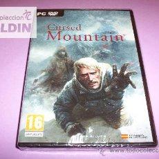 Videojuegos y Consolas: CURSED MOUNTAIN NUEVO PRECINTADO PAL ESPAÑA PC. Lote 32792425
