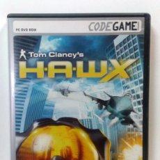 Videojuegos y Consolas: TOM CLANCY'S HAWX - TOTALMENTE EN CASTELLANO. Lote 33125583