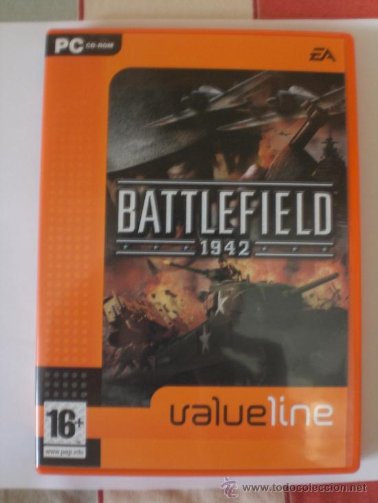 JUEGO PC BATTLEFIELD 1942 (Juguetes - Videojuegos y Consolas - PC)