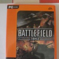 Videojuegos y Consolas: JUEGO PC BATTLEFIELD 1942. Lote 33134020