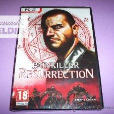 Videojuegos y Consolas: PAINKILLER RESURRECTION NUEVO PRECINTADO PAL ESPAÑA PC. Lote 55857705