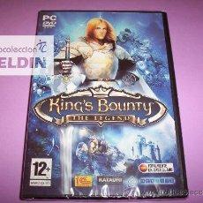 Videojuegos y Consolas: KING'S BOUNTY THE LEGEND NUEVO PRECINTADO PAL ESPAÑA PC. Lote 33344359