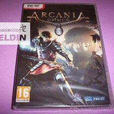 Videojuegos y Consolas: ARCANIA GOTHIC 4 NUEVO PRECINTADO PAL ESPAÑA PC. Lote 50694957