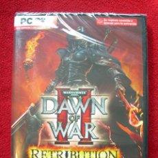 Videojuegos y Consolas: DAWN OF WAR II RETRIBUTION WARHAMMER 40000 - PARA PC - PAL ESPAÑA - NUEVO Y PRECINTADO. Lote 33461354