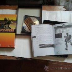 Videojuegos y Consolas: JUEGO PC MECH COMMANDER PRIMERA EDICION CAJA CARTON . Lote 33491640