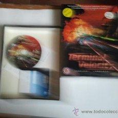 Videojuegos y Consolas: JUEGO PC ANTIGUO CAJA CARTON TERMINAL VELOCITY . Lote 33491859