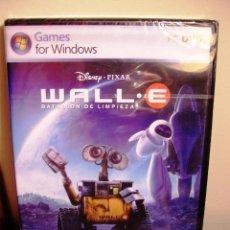 Videojuegos y Consolas: WALL.E - BATALLON DE LIMPIEZA - PC DVD. Lote 34185793