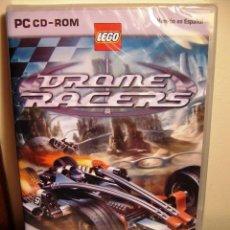 Videojuegos y Consolas: PC - CD ROM - LEGO - DROME RACERS (CARRERAS SOBRE TERRENOS). Lote 34186046