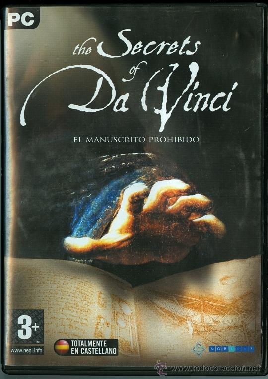 Da El En Secrets CastellanoNuevoEdMicromanía The Vinci Manuscrito Of Prohibidototlamente RjL5c4Aq3