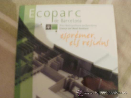CDROM ECOPARC DE BARCELONA ESPREMER ELS RESIDUS (Juguetes - Videojuegos y Consolas - PC)