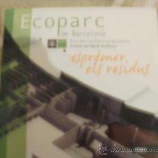 Videojuegos y Consolas: CDROM ECOPARC DE BARCELONA ESPREMER ELS RESIDUS. Lote 34694140