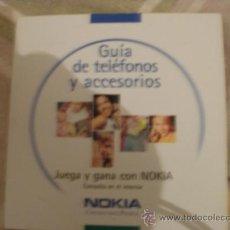 Videojuegos y Consolas: CDROM GUIA DE TELEFONOS Y ACCESORIOS. Lote 34694158