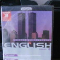 Videojuegos y Consolas: CDROM CURSO INGLES IDIOMAS SIN FRONTERAS ENGLISH VOLUMEN 3 CURSO 2 --REFM2E1. Lote 34942991