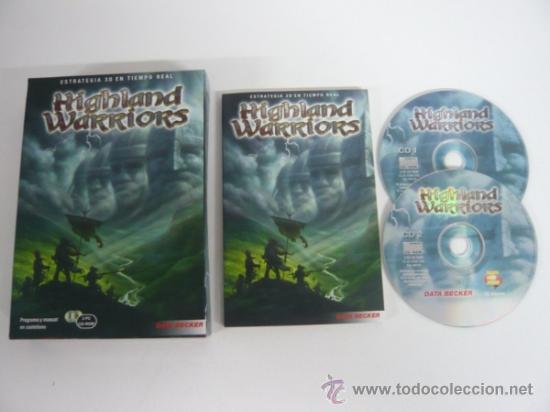 HIGHLAND WARRIORS - JUEGO DE PC - CLÁSICO - / (Juguetes - Videojuegos y Consolas - PC)