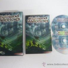 Videojuegos y Consolas: HIGHLAND WARRIORS - JUEGO DE PC - CLÁSICO - / . Lote 34858942