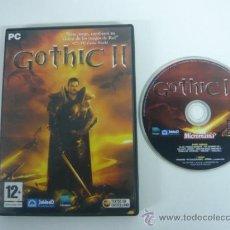 Videojuegos y Consolas: GOTHIC - JUEGO DE PC - CLÁSICO . Lote 35265339