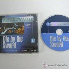 Videojuegos y Consolas: DIE BY THE SWORD - JUEGO DE PC - CLÁSICO . Lote 35265509