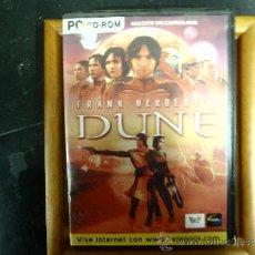 Videojuegos y Consolas: JUEGO PC DUNE. Lote 34970796
