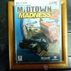 Videojuegos y Consolas: JUEGO PC MIDTOWN , MADNESS 2. Lote 34970959