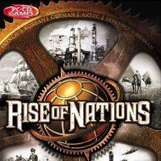 Videojuegos y Consolas: RISE OF NATIONS [PC ESPAÑA]. Lote 35340256