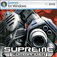 Videojuegos y Consolas: SUPREME COMMANDER [PC ESPAÑA] [PRECINTADO]. Lote 35340988