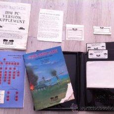 Videojuegos y Consolas: JUEGO PARA ORDENADOR IBM PC FLOPPY DISK 5 1/4 FIRE-BRIGADE THE BATTLE FOR KIEV 1943 DE PANTHER GAMES. Lote 35475798