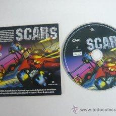 Videojuegos y Consolas: SCARS - JUEGO DE PC - CLÁSICO . Lote 35536534