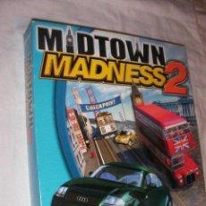 Videojuegos y Consolas: MIDTOWN MADNESS 2. Lote 35673278