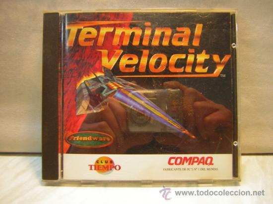 JUEGO PARA PC / TERMINAL VELOCITY (Juguetes - Videojuegos y Consolas - PC)