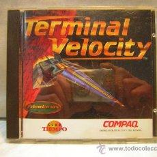 Videojuegos y Consolas: JUEGO PARA PC / TERMINAL VELOCITY. Lote 35873694