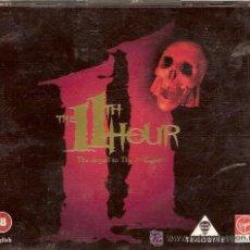 Videojuegos y Consolas: 'THE 11TH HOUR', PARA WINDOWS 95. EN INGLÉS. 2 DISCOS.. Lote 35911685