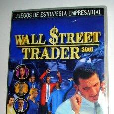 Videogiochi e Consoli: WALL $TREET TRADER 2001- JUEGO ESTRATEGIA EMPRESARIAL. Lote 36428036