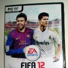 Videojogos e Consolas: FIFA 12. EA SPORTS. Lote 36428474