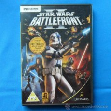 Videojuegos y Consolas: PCGAME STAR WARS BATTLEFRONT II, WINDOWS 2000/XP. Lote 53631509