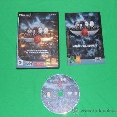 Videojuegos y Consolas: COMMANDER EUROPE AT WAR - PC CD-ROM - JUEGO EN CASTELLANO (NO ES MILITARY..). Lote 36616837