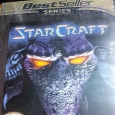 Videojuegos y Consolas: JUEGO PC STAR CRAFT Y EXPANSIÓN PARA PC. Lote 36657427